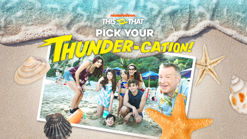 This or That- Pick your Thuder-Cation