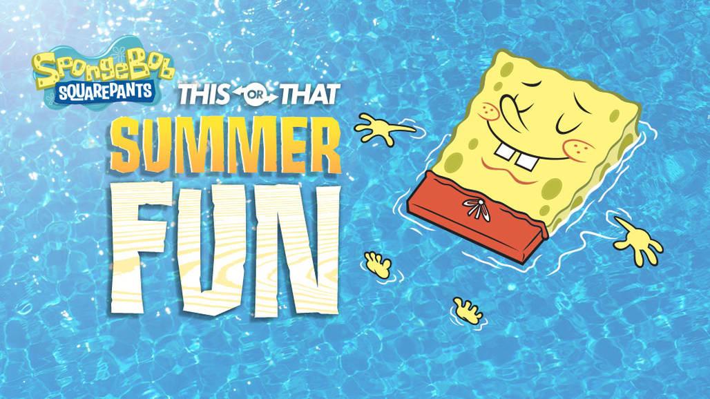 Μπομπ Σφουγγαράκης - Summer Fun