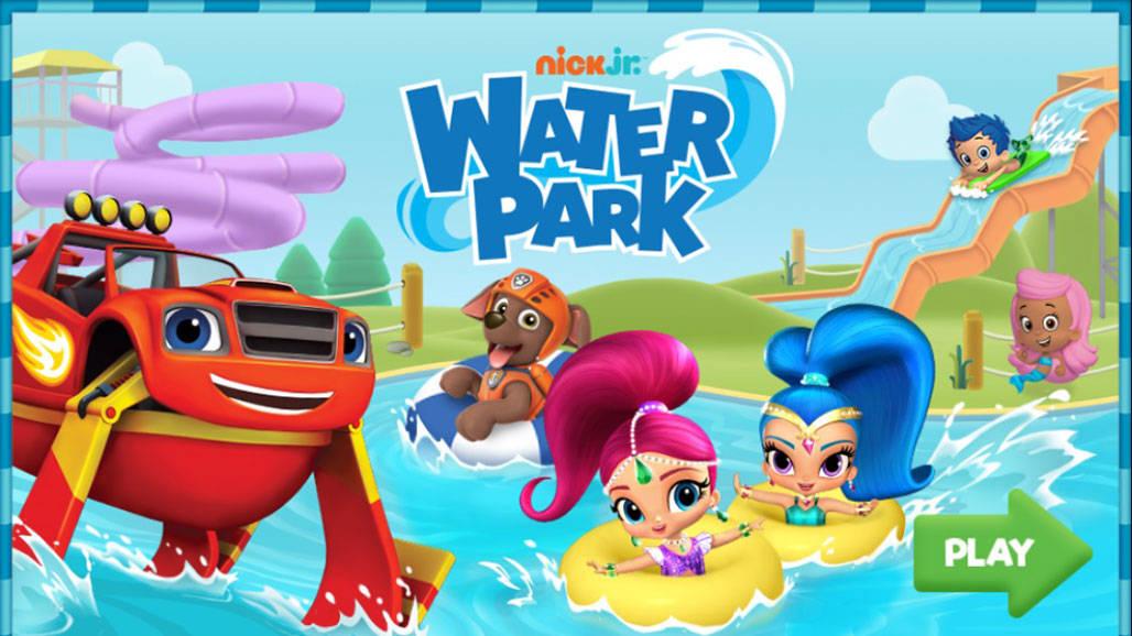 Nick Jr- Waterpark