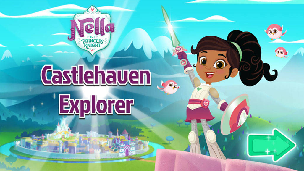 Νέλλα η Πριγκίπισσα Ιππότης- Castlehaven Explorer
