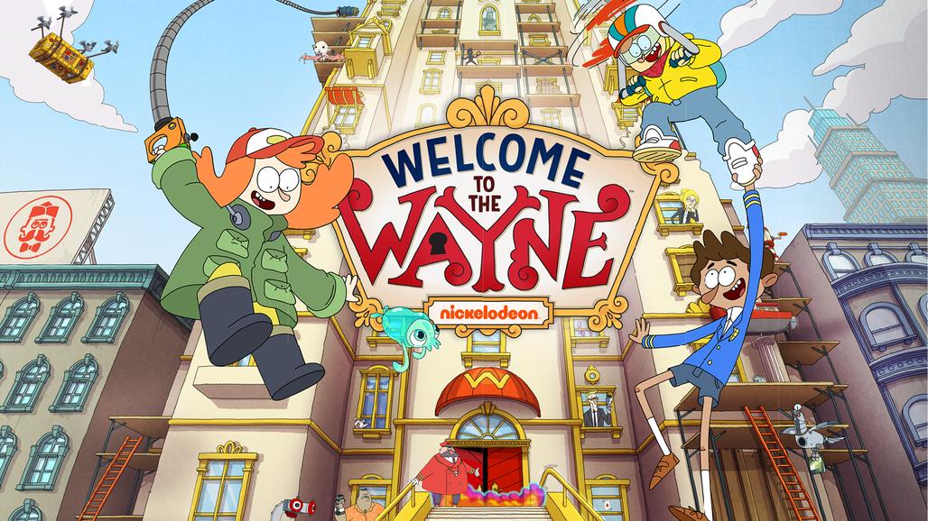 Καλωσήρθες στο Γουέιν | Δες τα web αποκλειστικά επεισόδια της σειράς!