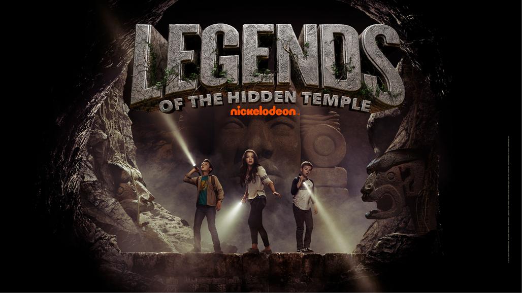 Legends of the Hidden Temple | Κυριακή 28 Ιανουαρίου στις 20:00!