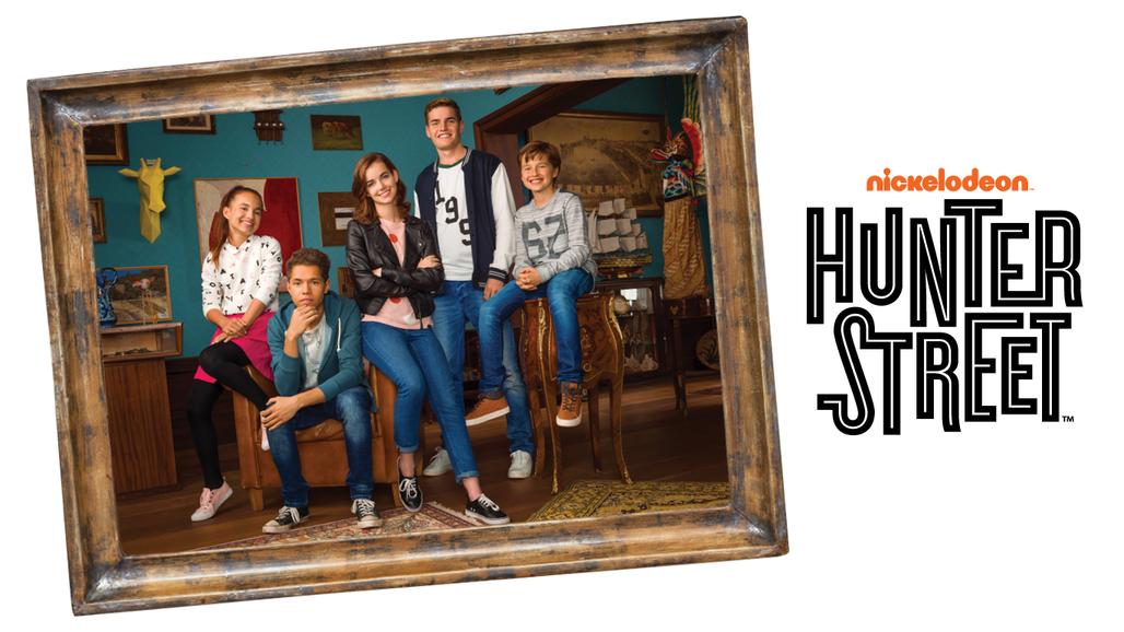 Νέα σειρά: Hunter Street | Πρεμιέρα Σάββατο 27 Ιανουαρίου στις 16:00 !