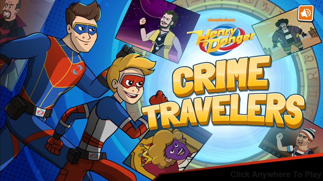 Χένρι ο Επικίνδυνος- Crime Travelers