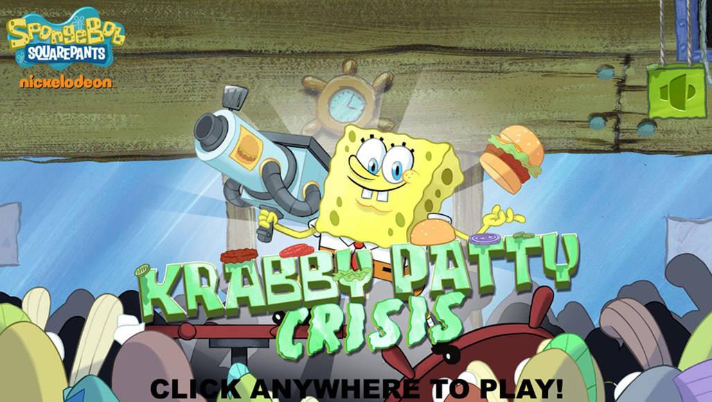 Μπόμπ Σφουγγαράκης - Krabby Patty Crisis