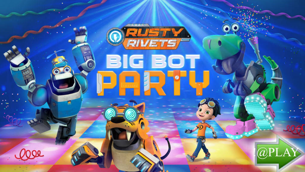 Rusty Rivets - Big Boy Party