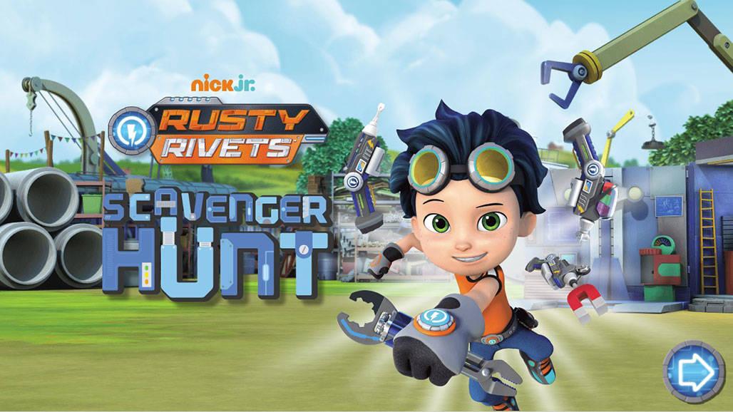 Rusty Rivets - Scavenger Hunt