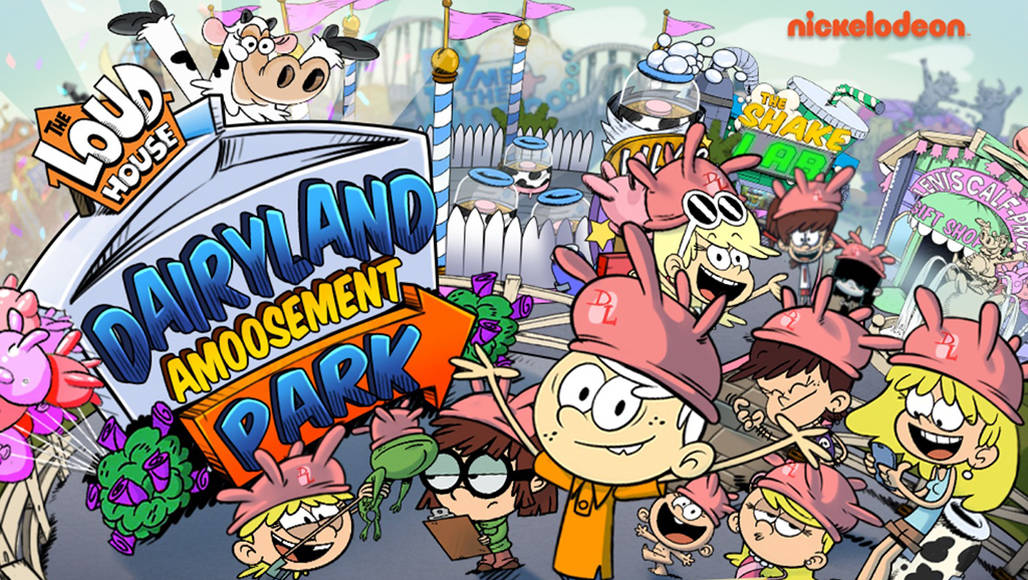 The Loud House | Dairyland Amoosement Park