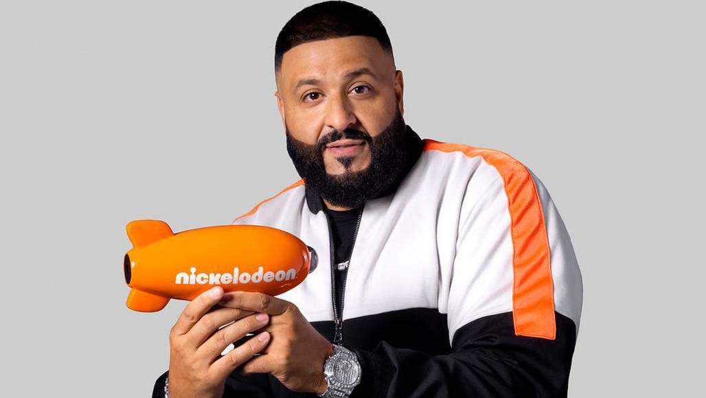 O εκρηκτικός DJ Khaled παρουσιαστής των KCA 2019