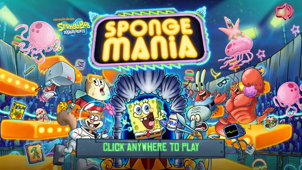 Sponge Mania