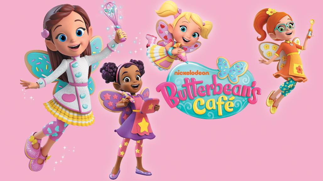 Butterbean's Café | Νέα σειρά