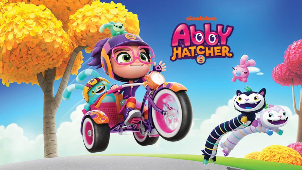 Abby Hatcher | Ολοκαίνουρια σειρά καθημερινά στις 17:30 μ.μ.