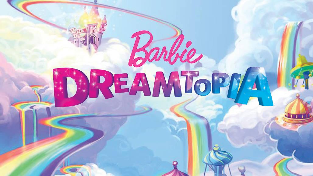 Barbie Dreamtopia | Κάθε Σάββατο στις 10:30 στο Nickelodeon