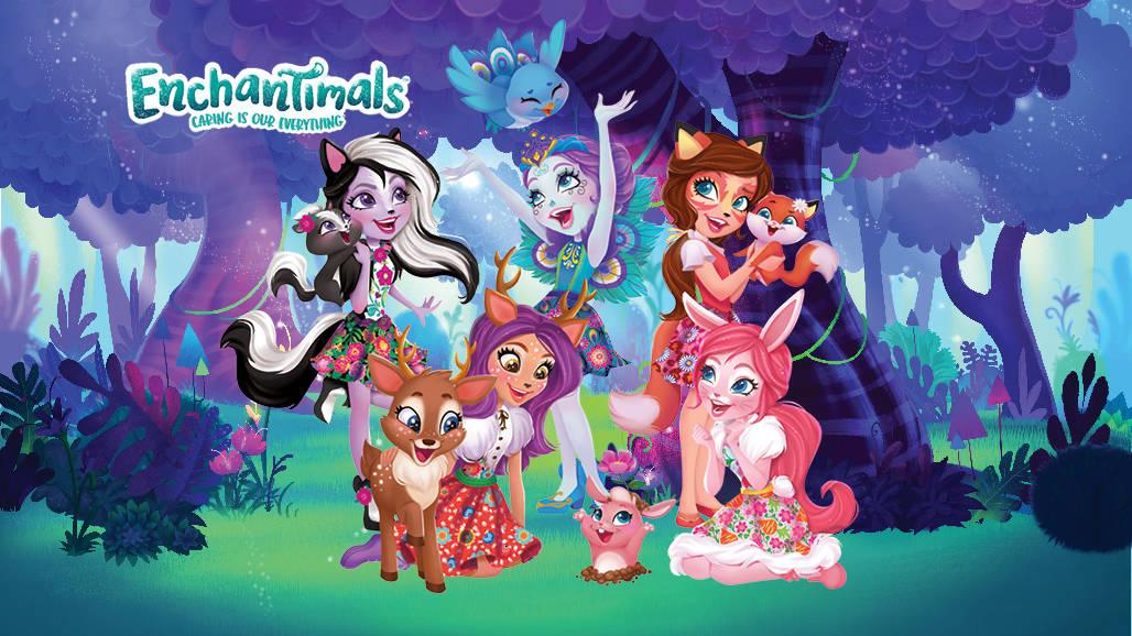 Enchantimals | Ολοκαίνουρια σειρά κάθε Κυριακή τις 10:30 π.μ.!