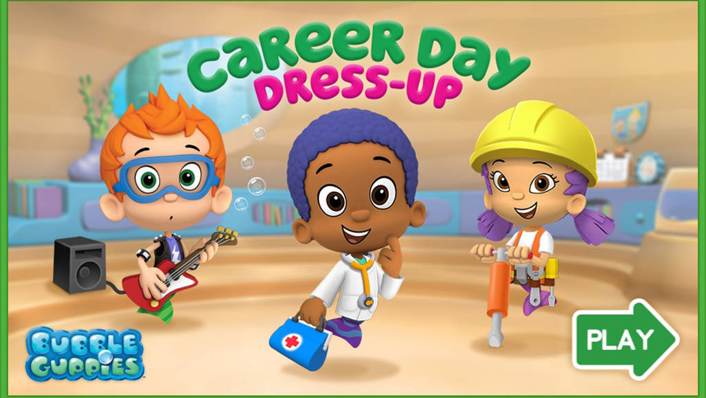 Career Day Dress Up
